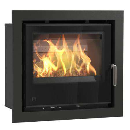 Aarrow iSeries i600 Inset Convector Multi Fuel / Wood Burning Stove