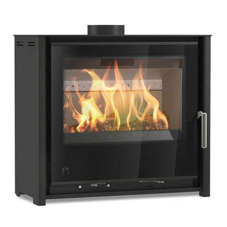 Aarrow iSeries i600 Low Slimline Freestanding Multi Fuel / Wood Burning Stove