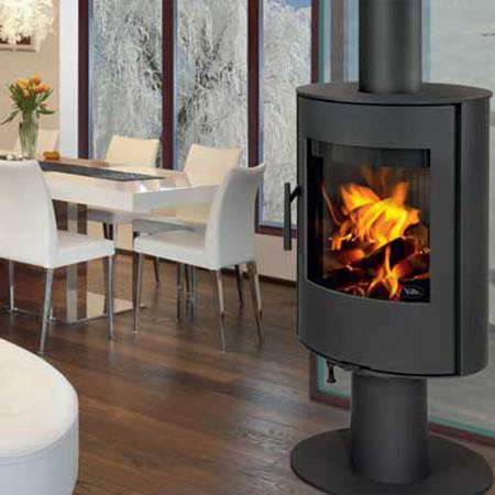 Aga Lawley Pedestal Wood Burning Stove