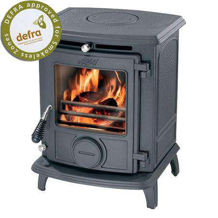 Aga Little Wenlock Classic SE Multi Fuel / Wood Burning Stove
