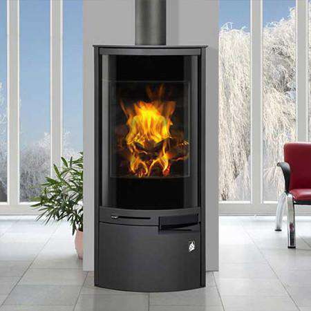 Aga Westbury Wood Burning Stove - no logo