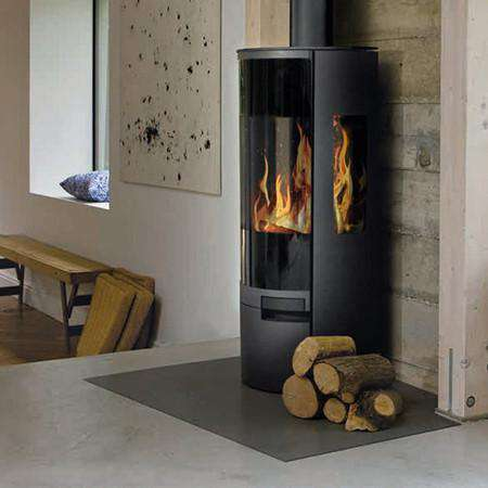 Aga Dorrington Wood Burning Stove - no logo