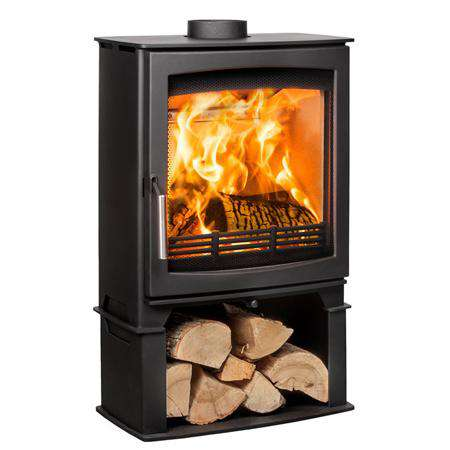 Aspect 8 Slimline Tall Log Store