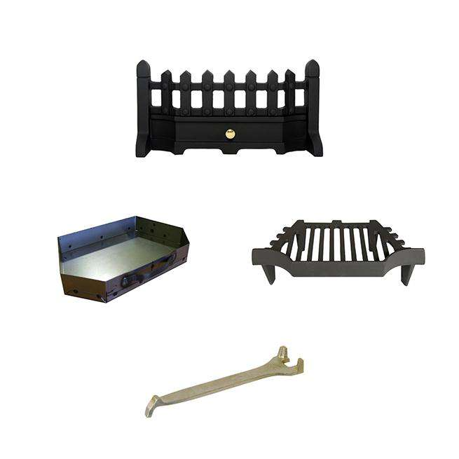 "16"" Beacon Solid Fuel Kit"
