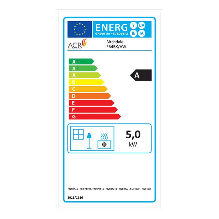 ACR Birchdale - Energy Label