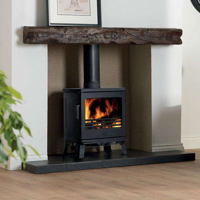 ACR Birchdale Multi Fuel / Wood Burning Stove - Stove Supermarket