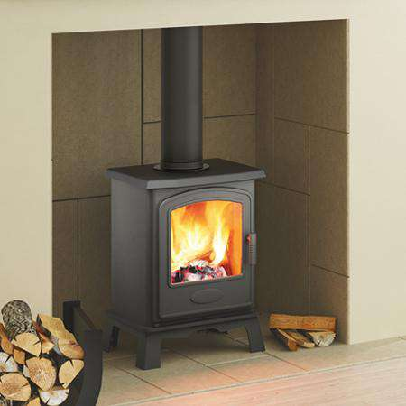 Broseley Hereford 5 SE Multi Fuel / Wood Burning Stove