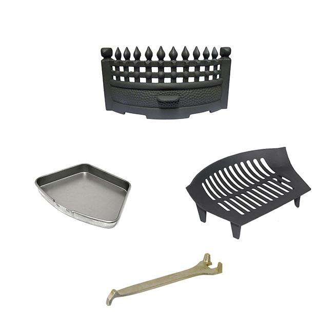 "16"" Castle Solid Fuel Kit"