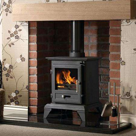 Classic 5 Cleanburn Multi Fuel / Wood Burning Stove no image