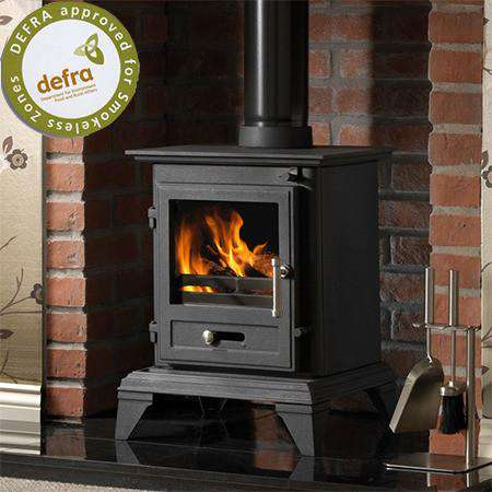 Classic 5 Cleanburn Multi Fuel / Wood Burning Stove
