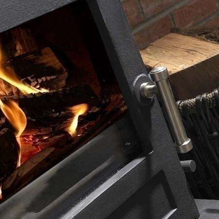 Classic 8 Cleanburn Multi Fuel / Wood Burning Stove