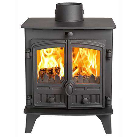 Hunter Compact 5 Wood Burning Stove