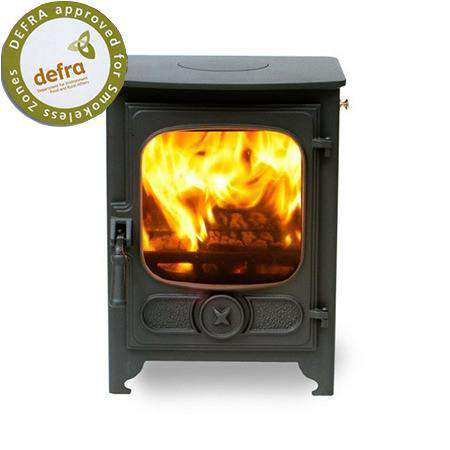Charnwood Country 4 Multi Fuel / Wood Burning Stove