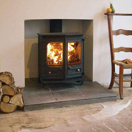 Charnwood Country 6 Multi Fuel / Wood Burning Stove live view