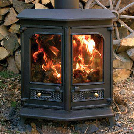 Charnwood Country 8 Multi Fuel / Wood Burning Stove live view