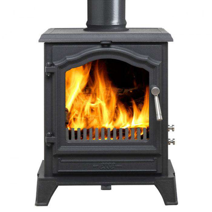 Esse 500 Vista SE Multi Fuel / Wood Burning Stove - Stove Supermarket