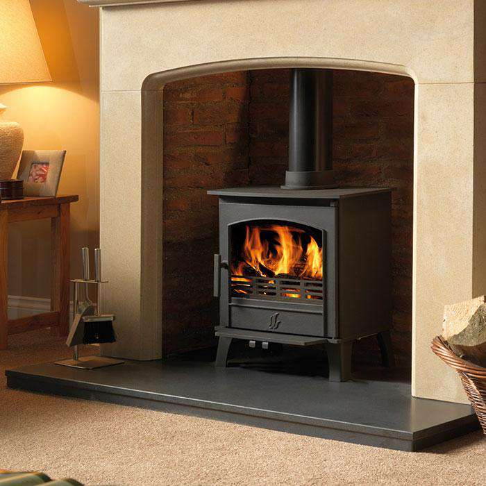 ACR Earlswood Multi Fuel / Wood Burning Stove - Stove Supermarket