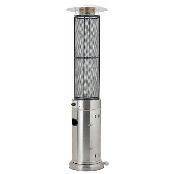 Lifestyle Emporio 15Kw Stainless Steel Flame Patio Heater - Stove Supermarket