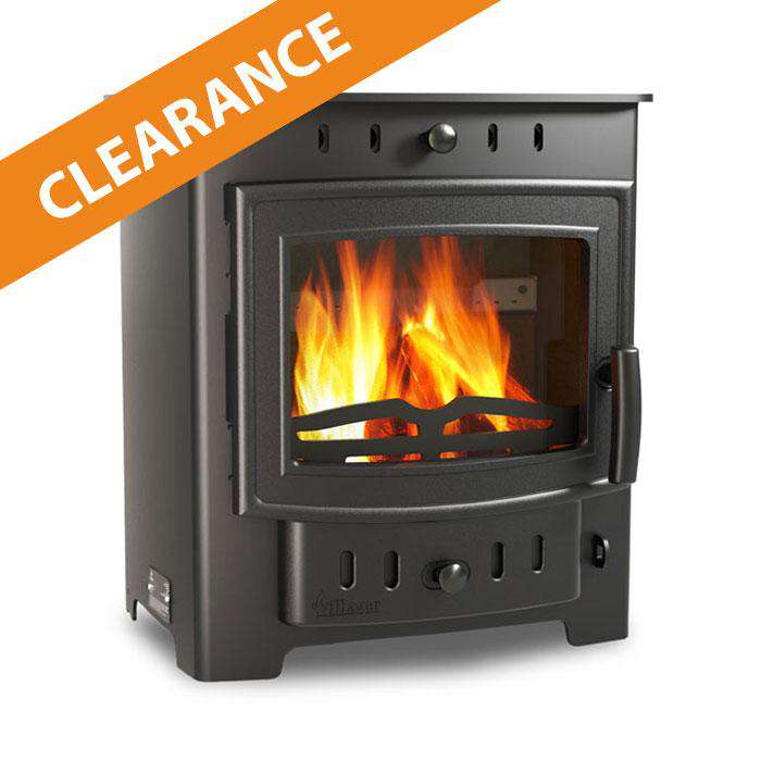 Villager Esprit 5 Solo Multi Fuel / Wood Burning Stove