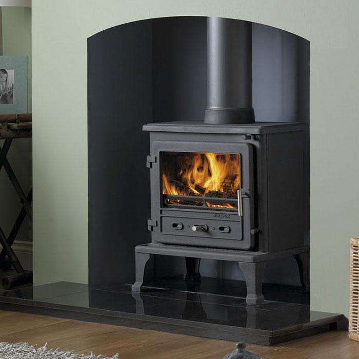 Firefox 8.1 Cleanburn Multi Fuel / Wood Burning Stove - Stove Supermarket