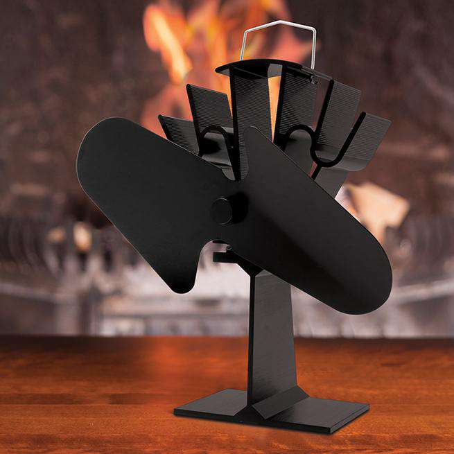 Valiant Original 2 Blade Stove Fan - Stove Supermarket