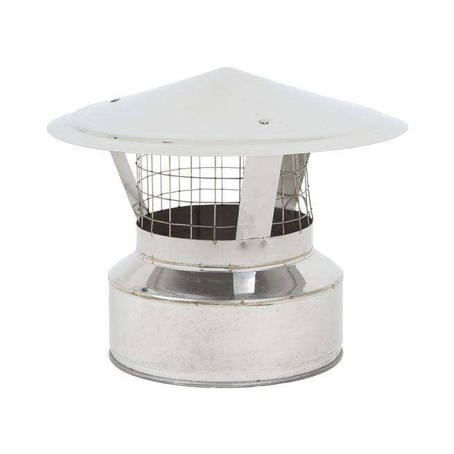 T600 Rain Cap / Anti Bird Guard Mesh