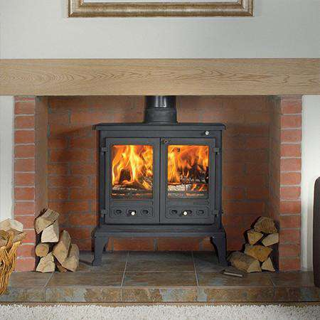 Firefox 12 Multi Fuel / Wood Burning Stove