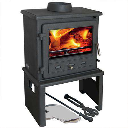 Firefox 8.1 Cleanburn Multi Fuel / Wood Burning Stove