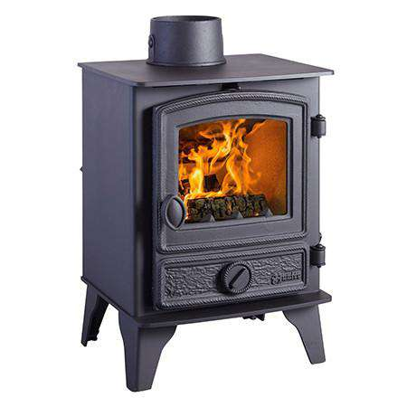 Hunter Hawk 4 Multi Fuel / Wood Burning Stove