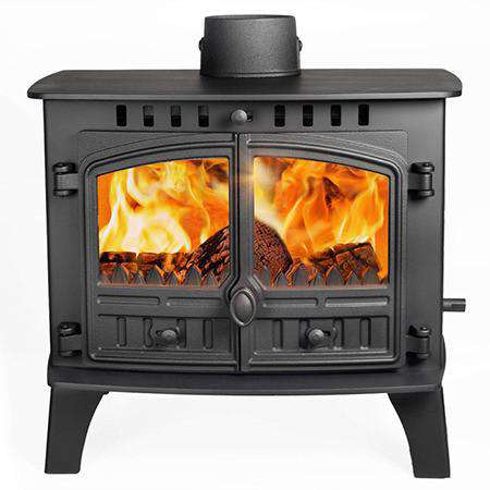 Hunter Herald 14 Multi Fuel / Wood Burning Stove