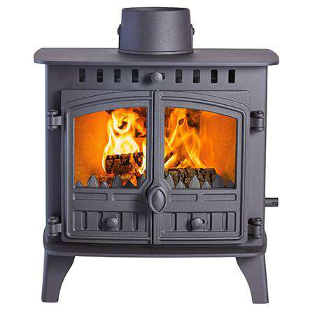 Hunter Herald 6 Multi Fuel / Wood Burning Stove