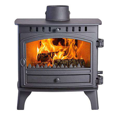 Hunter Herald 8 Multi Fuel / Wood Burning Boiler Stove