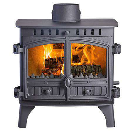 Hunter Herald 8 Multi Fuel / Wood Burning Stove