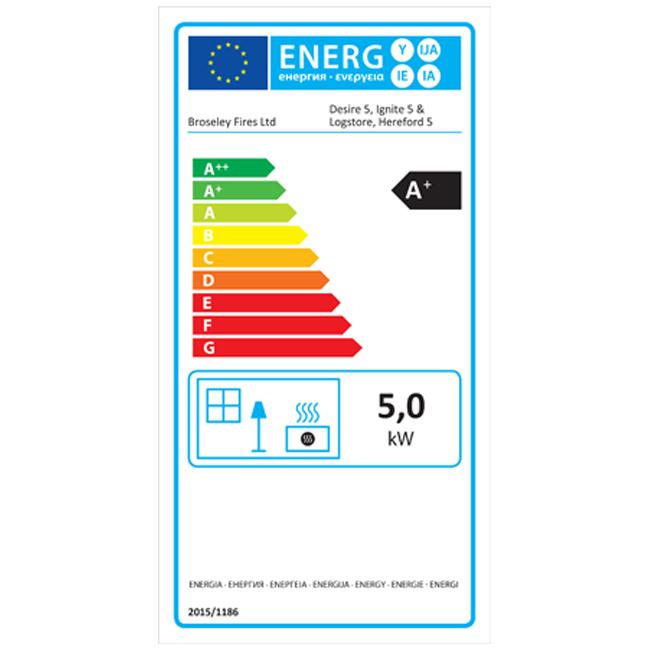 Broseley Hereford 5 - Energy Rating