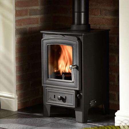Villager Heron 5 Multi Fuel / Wood Burning Stove