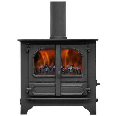 Dunsley Highlander 10 Multi Fuel / Wood Burning Boiler Stove