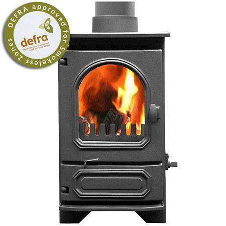 Dunsley Highlander 3 Enviroburn Multi Fuel / Wood Burning Stove