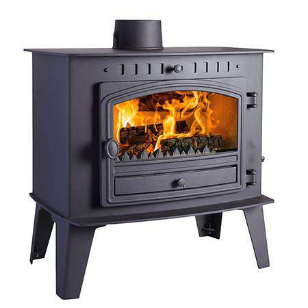 Hunter Inglenook Multi Fuel / Wood Burning Stove