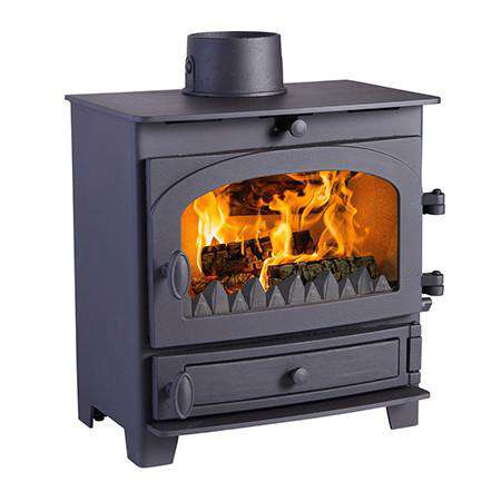 Hunter Kestrel 5 Multi Fuel / Wood Burning Stove