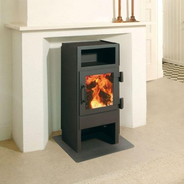 Dik Geurts Lars 800 Wood Burning Stove - Stove Supermarket