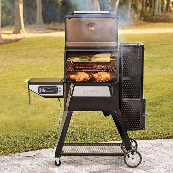 Masterbuilt Series 560 Gravity Fed Digital Charcoal Grill & Smoker