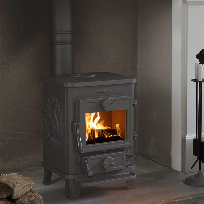 Morsø Squirrel 1410 Multi Fuel / Wood Burning Stove