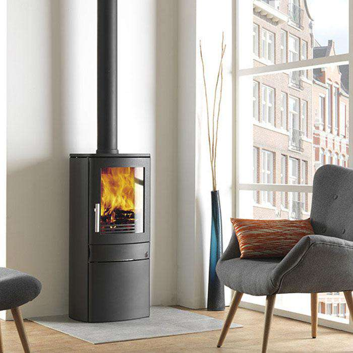 ACR Neo 1C ECO Wood Burning Stove - Stove Supermarket