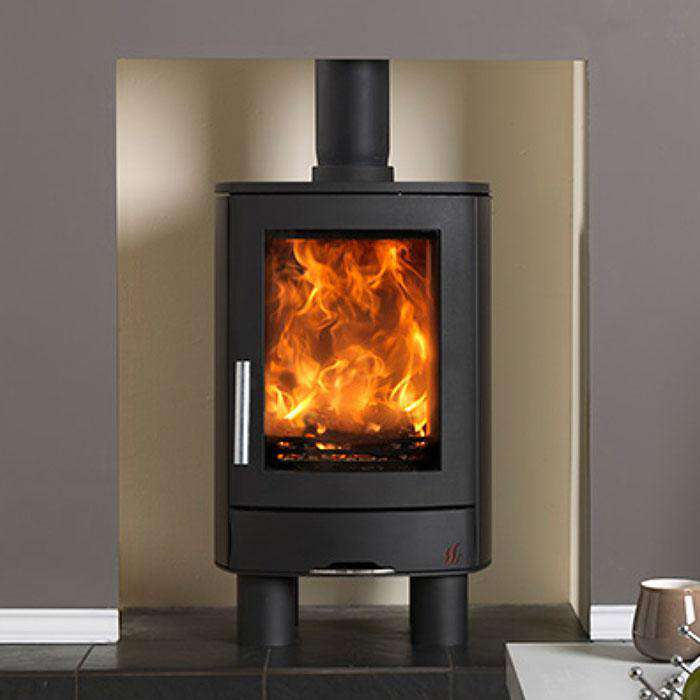ACR Neo 1F Eco Wood Burning Stove - Stove Supermarket