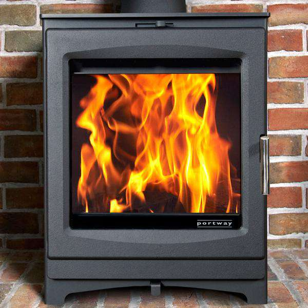 Portway Luxima Wood Burning Stove - Stove Supermarket