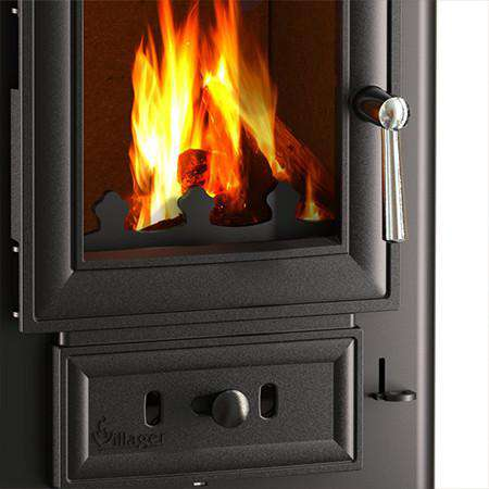 Villager Puffin 4 Multi Fuel / Wood Burning Stove
