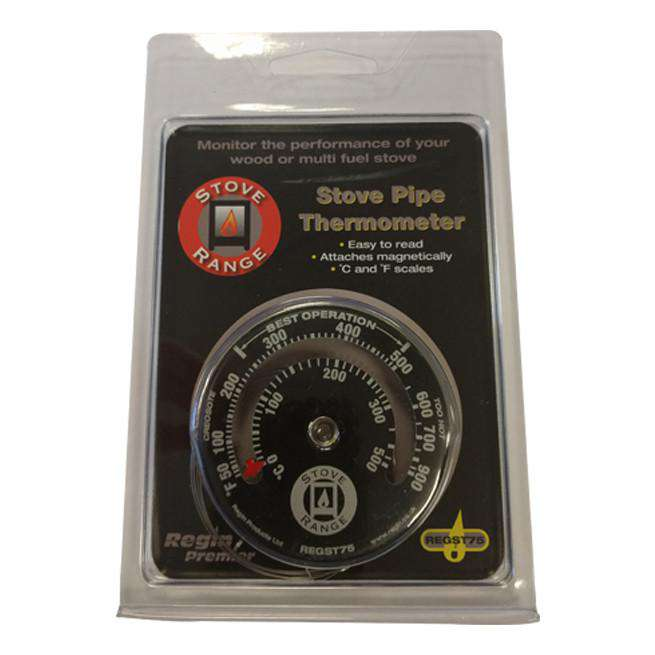 REGST75 - Stove Pipe Thermometer Packaged - Stove Supermarket
