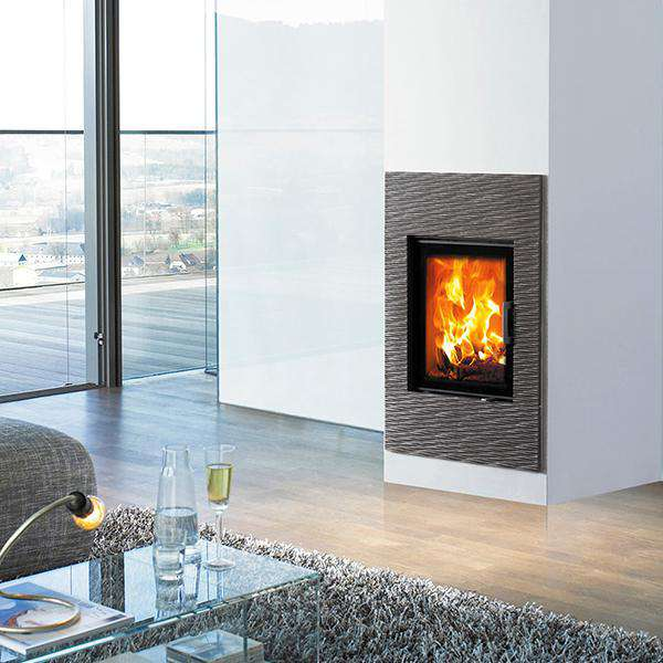 Morsø S121-21 Double Sided Insert Wood Burning Stove - Stove Supermarket