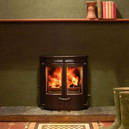 Charnwood SLX45 Inset Multi Fuel / Wood Burning Boiler Stove