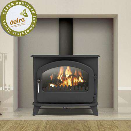 Broseley Serrano 7 SE Multi Fuel / Wood Burning Stove